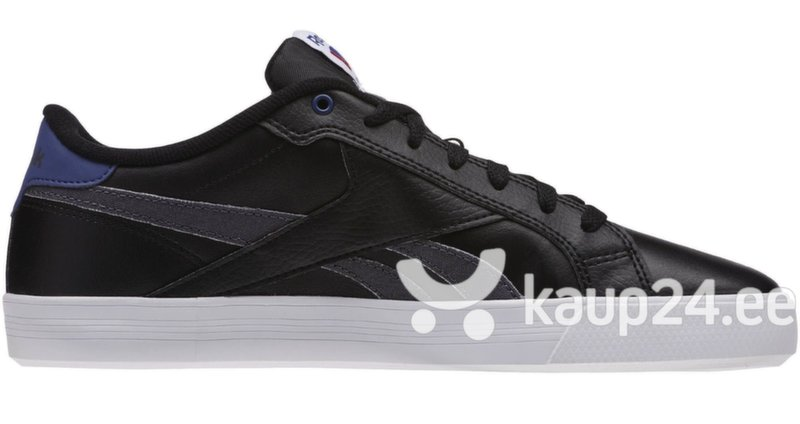 Meeste spordijalatsid ROYAL COMPLETE LOW Reebok, must цена и информация | Jooksu- ja vabaajajalatsid meestele | kaup24.ee