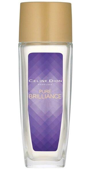 Дезодорант Celine Dion Pure Brilliance 75 ml цена и информация | Lõhnastatud kosmeetika naistele | kaup24.ee