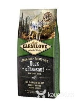 Kuivtoit koertele Carni Love Duck & Pheasant for Adult 12kg