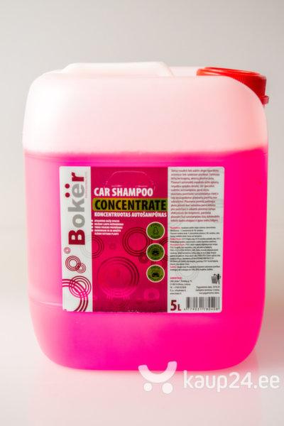 Auto šampoon Boker, 5 L цена и информация | Autokeemia | kaup24.ee