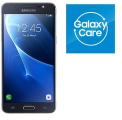Mobiiltelefon Samsung Galaxy J5 2016 Dual SIM (J510), Must + GALAXY CARE