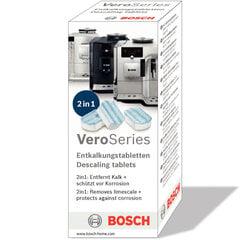 Puhastustabletid Bosch TCZ8002 3tk
