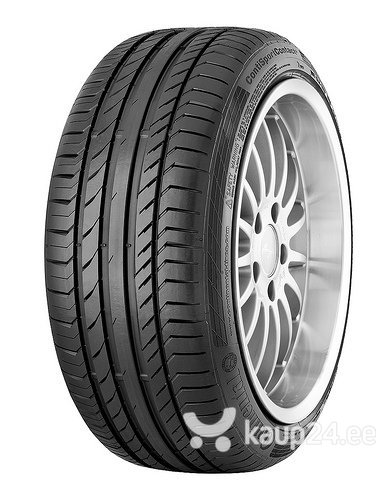 Continental ContiSportContact 5 245/45R18 96 W Conti Seal цена и информация | Rehvid | kaup24.ee