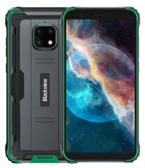 Blackview BV4900 Pro 4/64GB, Green hind ja info | Blackview BV4900 Pro 4/64GB, Green | kaup24.ee