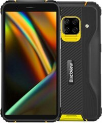Blackview BV5100 4/128GB, Yellow hind ja info | Blackview BV5100 4/128GB, Yellow | kaup24.ee