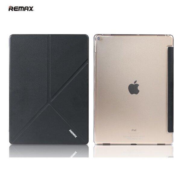 Kaitseümbris Remax Smart Ultra Slim sobib Apple iPad Air 2, must цена и информация | Tahvelarvuti kaaned ja kotid | kaup24.ee