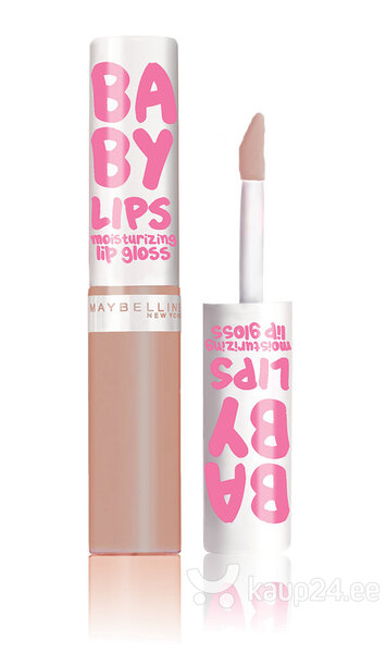 Huuleläige Maybelline Baby Lips hind ja info | Huulepulgad, palsamid, huuleläiked | kaup24.ee