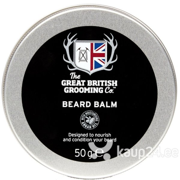 Habemepalsam The Great British Grooming Co, 50 g цена и информация | Raseerimisvahendid | kaup24.ee