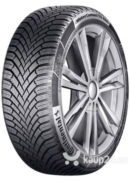 Continental ContiWinterContact TS 860 205/65R15 94 T hind ja info | Talverehvid | kaup24.ee
