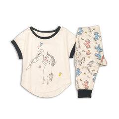 Pidžama Minoti Pyja 24 20S 3-4Y hind ja info | Tüdrukute hommikumantlid ja pidžaamad | kaup24.ee