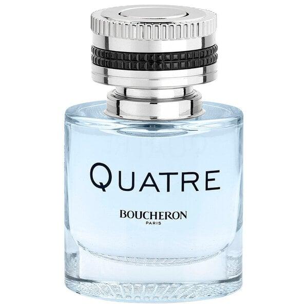 Tualettvesi Boucheron Quatre EDT meestele 30 ml цена и информация | Meeste lõhnad | kaup24.ee