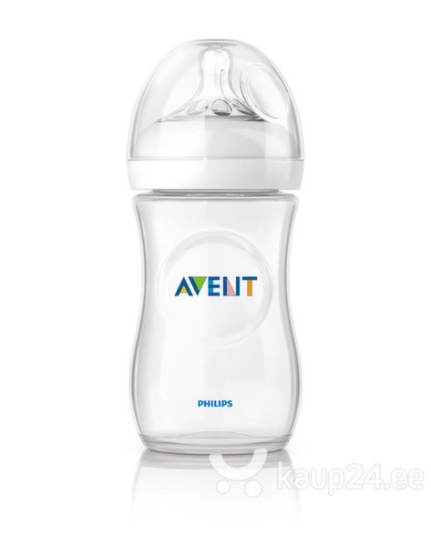 Lutipudel Philips Avent Natural SCF 693/17, 260ml