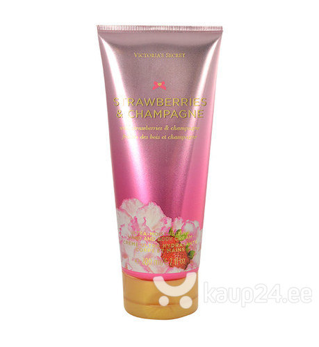 Kehakreem Victoria's Secret Strawberries & Champagne naistele, 200 ml цена и информация | Lõhnastatud kosmeetika naistele | kaup24.ee