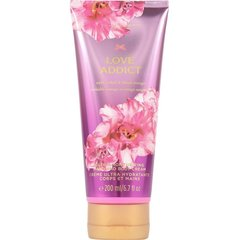 Kehakreem Victoria's Secret Love Addict naistele, 200 ml