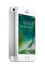 Mobiiltelefon Apple iPhone 5s (16GB), Hõbedane