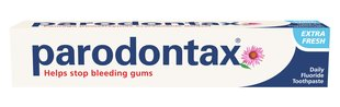 Hambapasta Paradontax Extra Fresh, 75 ml hind ja info | Hambapasta Paradontax Extra Fresh, 75 ml | kaup24.ee