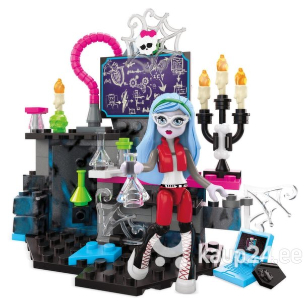 Ilusalong/laboratoorium Monster High, CNF79, 1 tk цена и информация | Tüdrukute mänguasjad | kaup24.ee