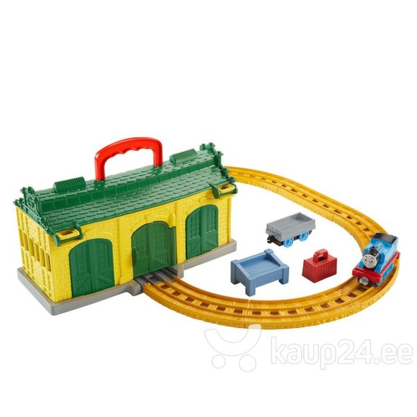 Rongijaama komplekt Thomas&Friends Collectible Railway, DGC10 цена и информация | Poiste mänguasjad | kaup24.ee