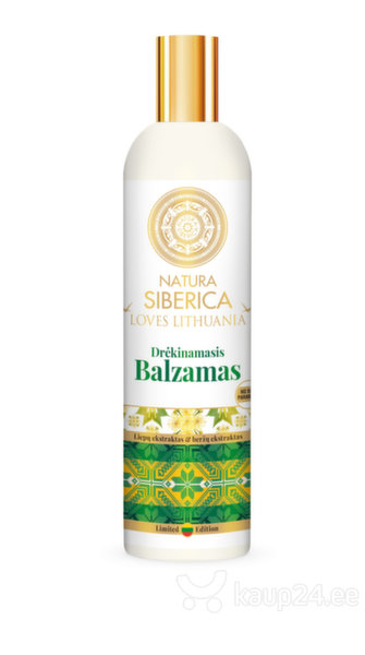 Palsam Natura Siberica Loves Lithuania 400 ml
