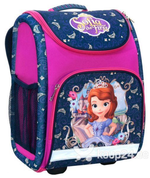 Seljakott Paso Disney Sofia the first DZC-524