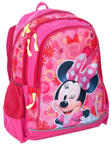 Seljakott Paso Disney Minnie, DMS-081 цена и информация | Koolikotid, pinalid, sussikotid | kaup24.ee