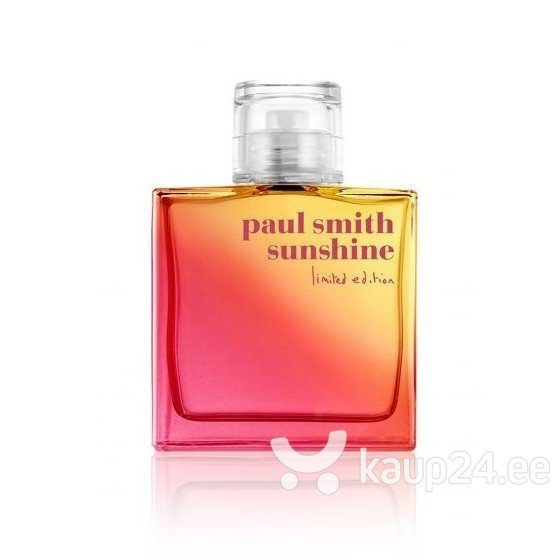 Tualettvesi Paul Smith Sunshine 2015 EDT naistele 100 ml цена и информация | Naiste lõhnad | kaup24.ee