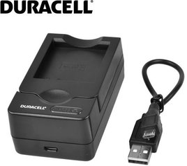 Reisilaadija Duracell, analoog Panasonic DE-A12