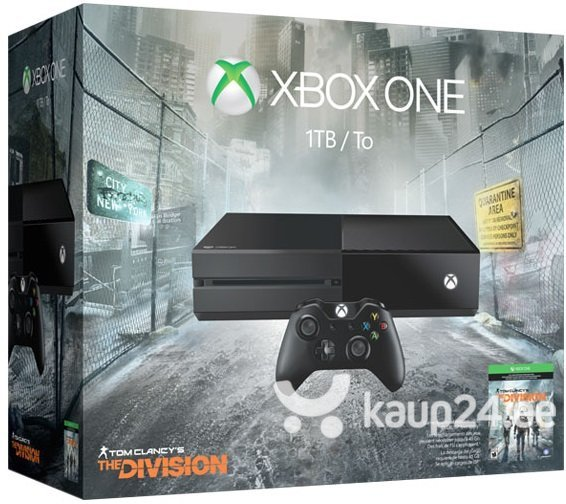Mängukonsool Microsoft Xbox One 1TB Tom Clancy's T