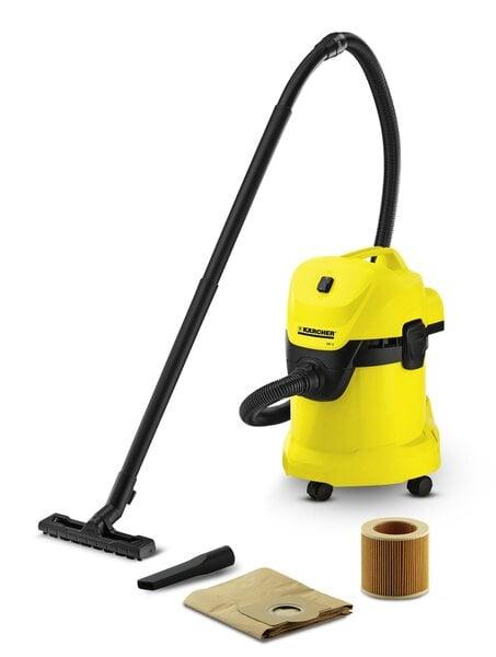 Пылесосы серии MV 3 для влажной и сухой уборки