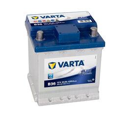 Aku VARTA BLUE 44AH 420A B36 hind ja info | Akud | kaup24.ee