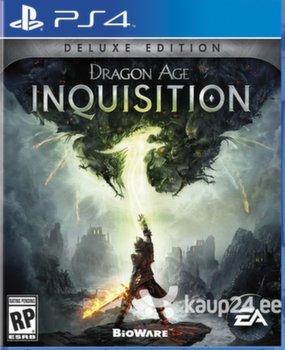 Mäng Dragon Age Inquisition, PS4