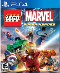 Игра LEGO Marvel Super Heroes, PS4