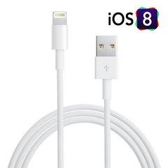 "Kaabel K26C ""Lightning"" - USB sobib iPhone 5, 5S, SE, 6, iPad 4 mini"