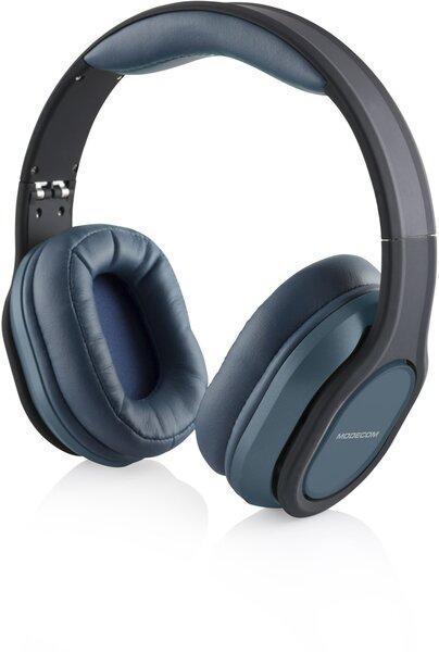 Kõrvaklapid Modecom MC-851 Comfort, sinine цена и информация | Kõrvaklapid, mikrofonid | kaup24.ee