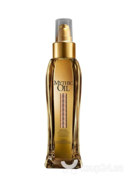 Toitev juukseõli L'Oreal Professionnel Paris Mythic Oil Rich 100 ml цена и информация | Maskid, õlid, seerumid | kaup24.ee