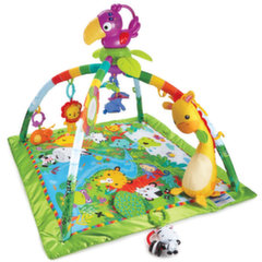 Fisher Price Rainforest Melodies & Lights Deluxe