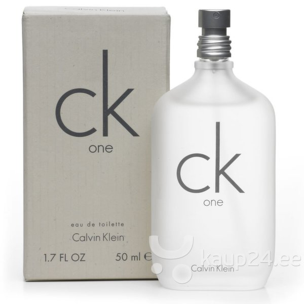 Туалетная вода Calvin Klein CK One edt 50 мл цена
