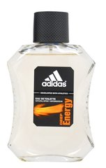 Tualettvesi Adidas Deep Energy meestele EDT 100 ml