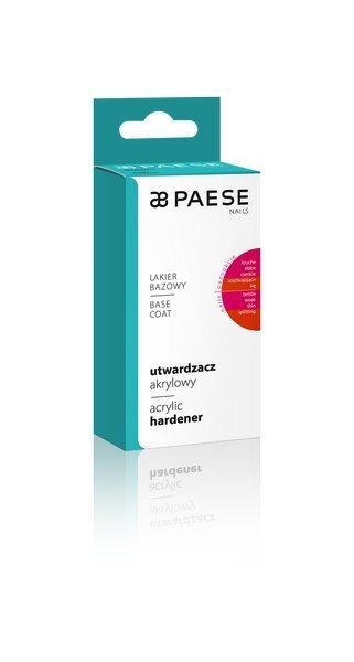 Küüntetugevdaja Paese Acrylic Hardener 9 ml hind ja info | Küünelakid, küünetugevdajad | kaup24.ee