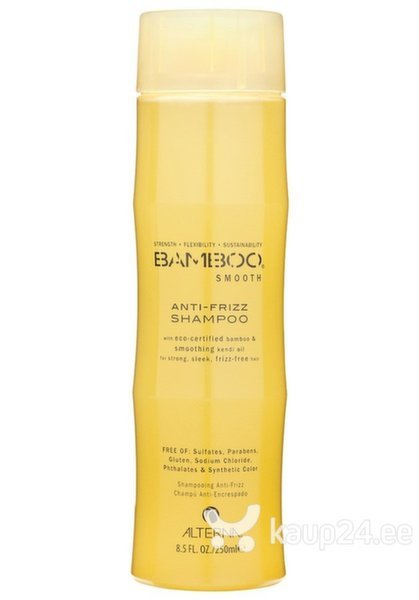 Siluv šampoon Alterna Bamboo Smooth Anti-Frizz 250 ml цена и информация | Šampoonid | kaup24.ee
