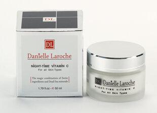 Ночной крем с витамином С Danielle Laroche 50 мл