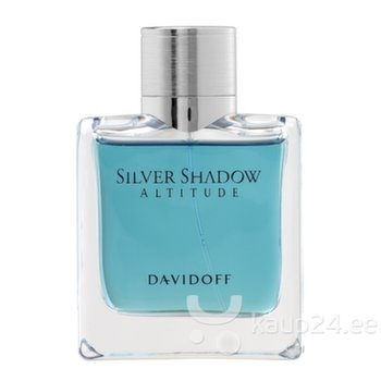 Tualettvesi Davidoff Silver Shadow Altitude EDT mees