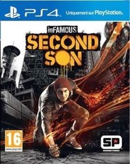 Mäng inFamous: Second Son, PS4