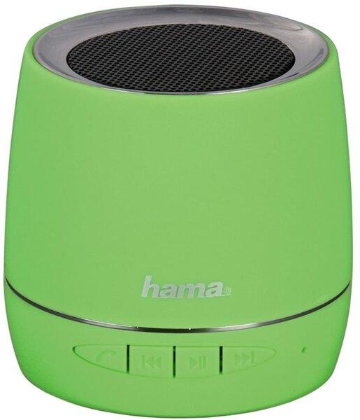 Kõlar HAMA Mobile Bluetooth Speaker, roheline hind ja info | Kõlarid | kaup24.ee