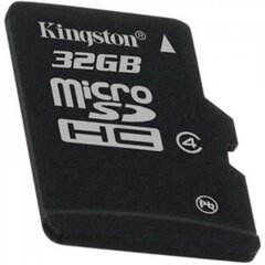 Kingston 32GB Micro SDHC Class 4