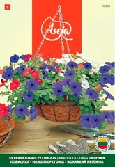 Ripp-petuunia /Hanging Petunia/ Mixed colours, ASEJA, 0,15g, 46300( 5 )