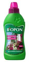Vedelväetis rõdutaimedele BIOPON, 0,5 L