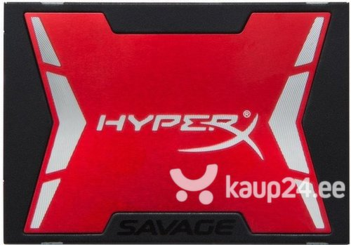 Kõvaketas Kingston SSD HYPERX SAVAGE 240GB SATA III (SHSS37A/240G)