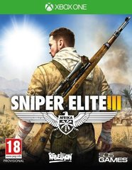 Xbox One mäng Sniper Elite V3