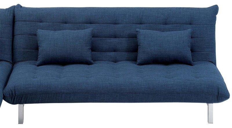 Sohva Pretty, sinine hind ja info | Diivanid ja pehme mööbel | kaup24.ee